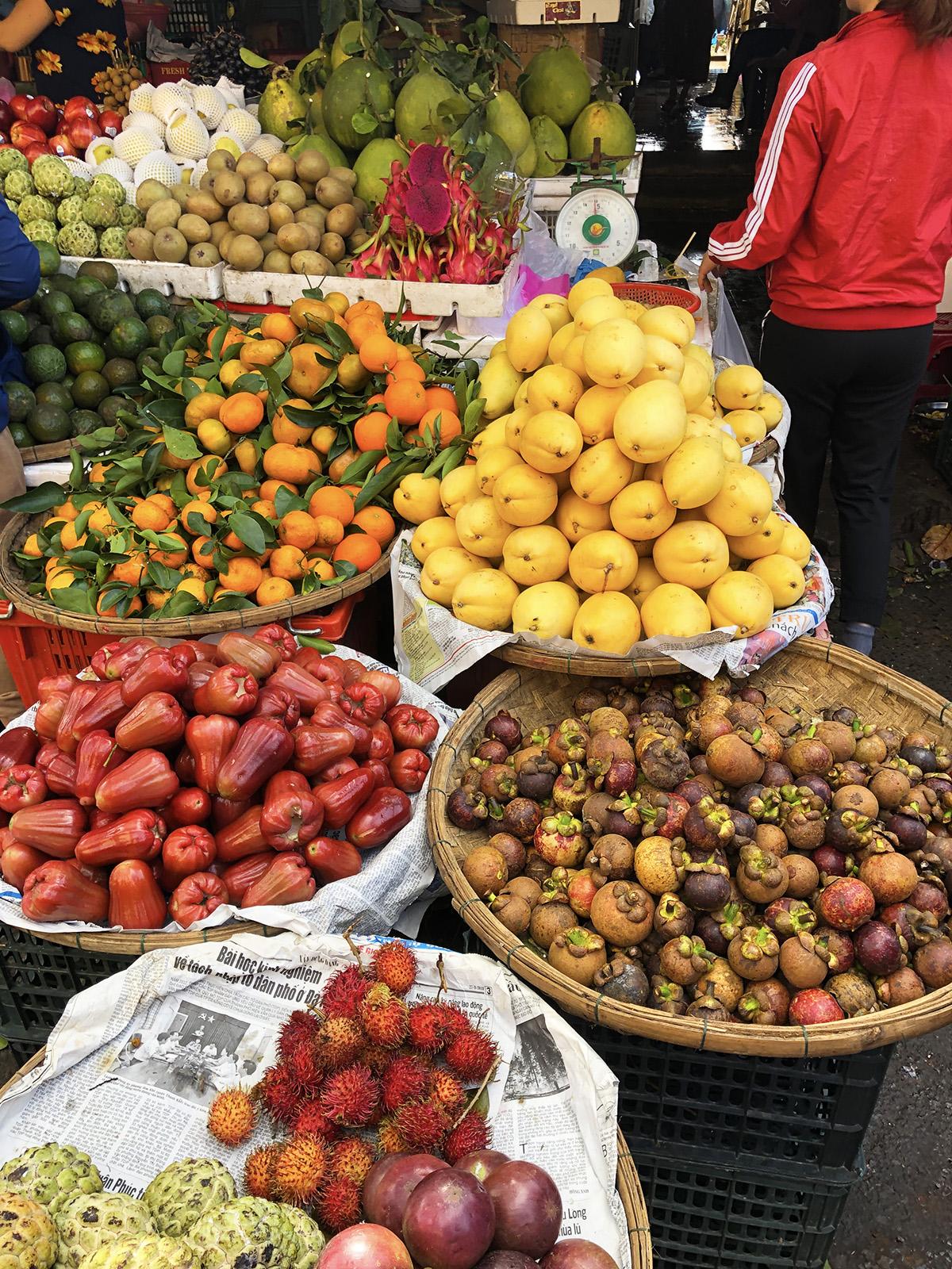 Hoi An Market | Photo Credit: Bela Banker