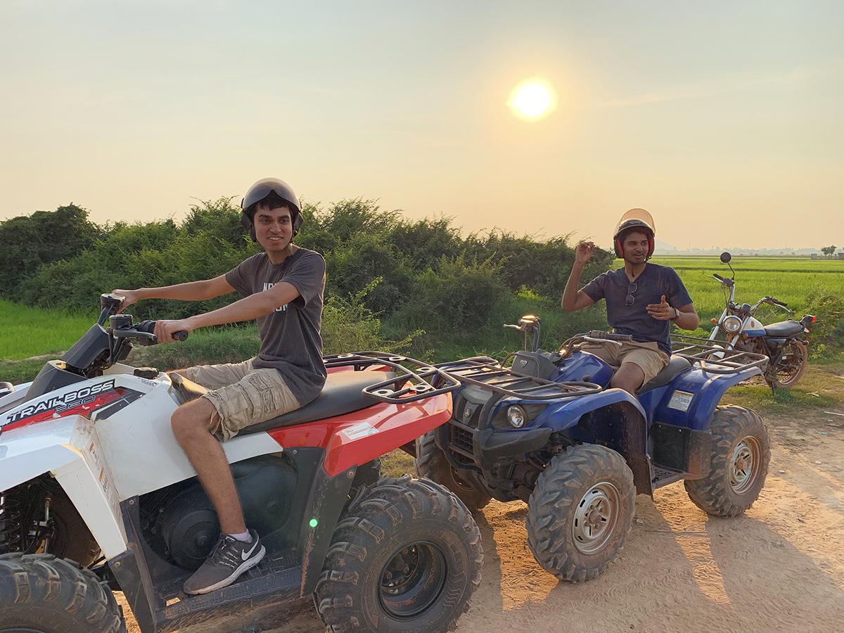 Siem Reap Biking | Photo Credit: Bela Banker