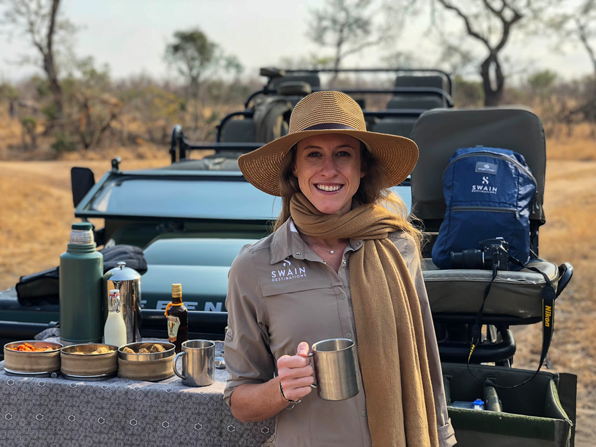 Swain Destinations Safari | Photo Credit: Kathryn Fischer