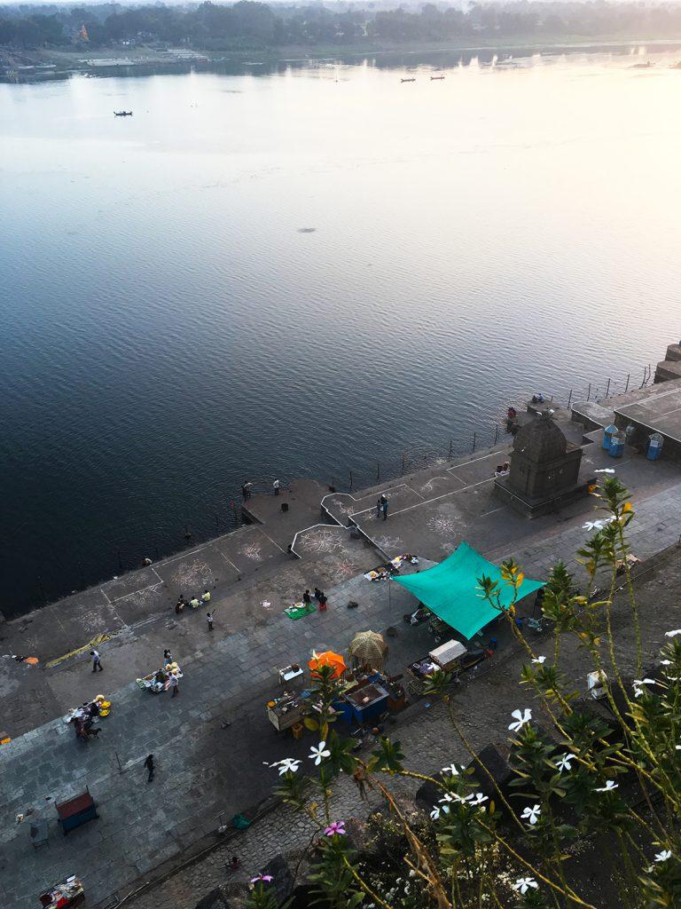 Narmada River   Photo Credit: Bela Banker