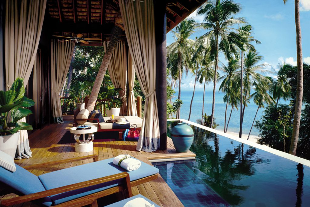 Four Seasons Resort, Koh Samui | Photo Credit: Four Seasons Resort, Koh Samui