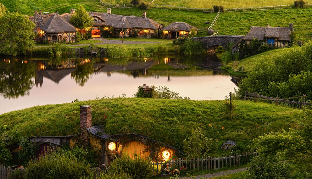 Hobbiton | Photo Credit: Hobbiton