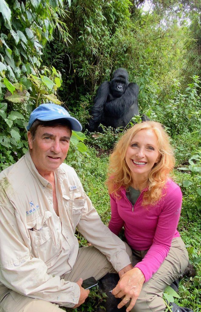 Linda and Ian Swain | Photo Credit: Linda and Ian Swain