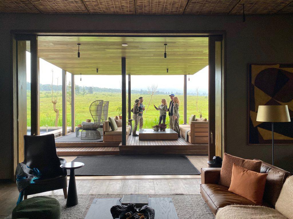 Singita Kwitonda Lodge | Photo Credit: Linda Swain