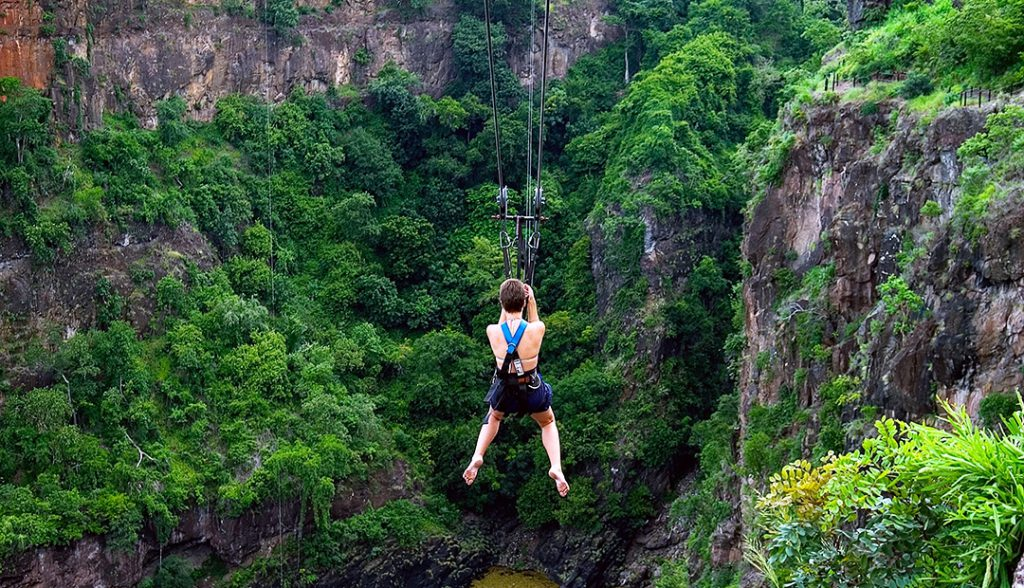 Gorge Swing | Photo Credit: Gorge Swing
