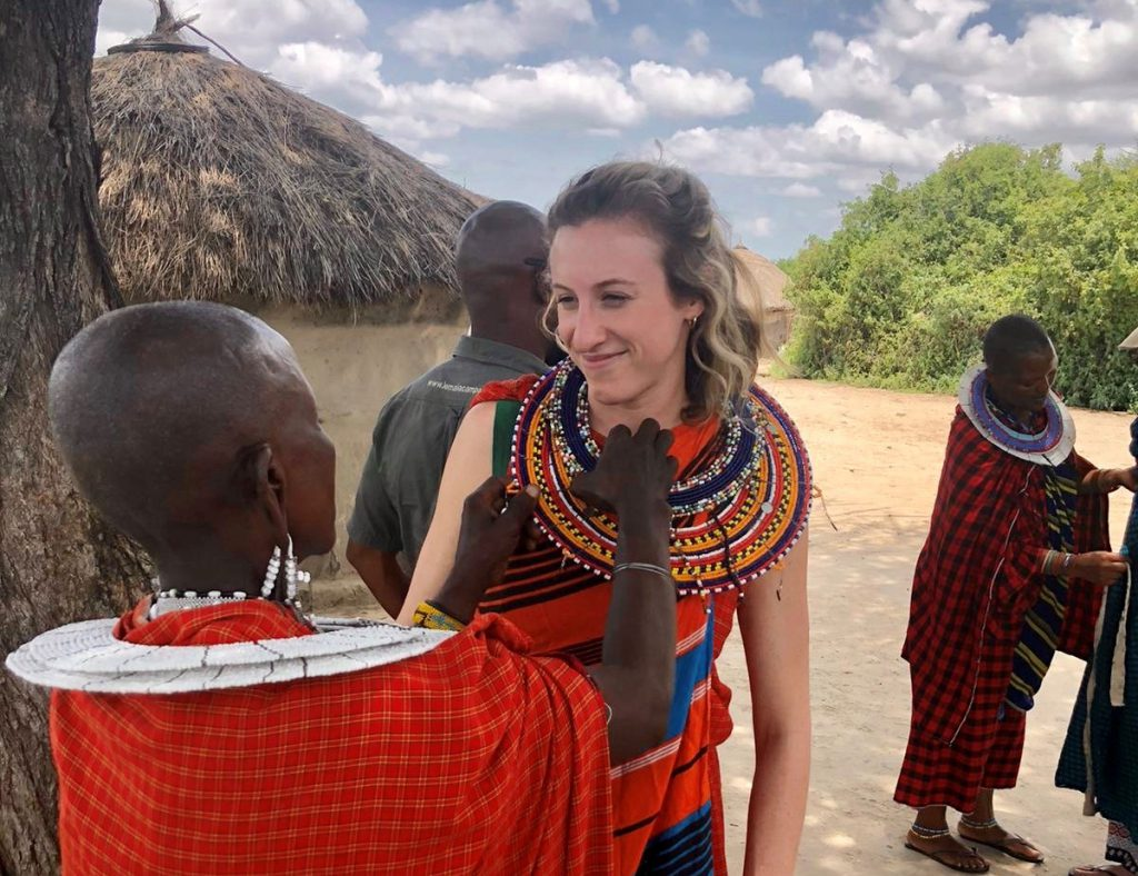 Masaai Village Visit
