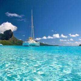 Bora Bora Sampler