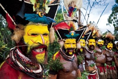Travel Together to Papua New Guinea