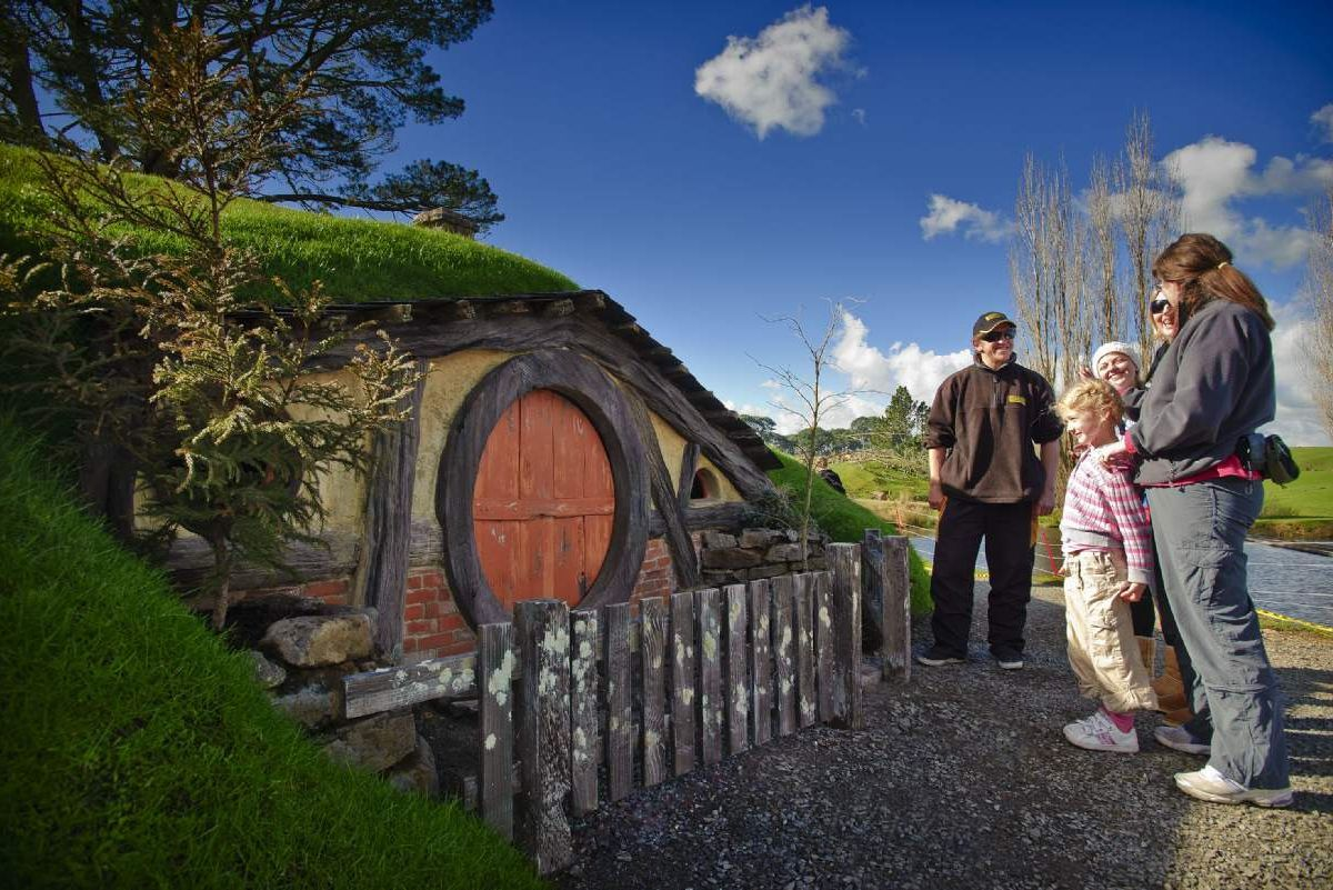 Visit New Zealand Lord Of The Rings