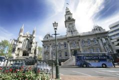 Dunedin City Heritage Tour