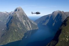 Milford Sound Heli Tours