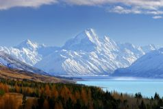 Queenstown to Christchurch (via Mount Cook)