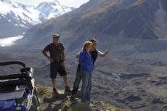 Tasman Glacier and 4WD Argo Tour