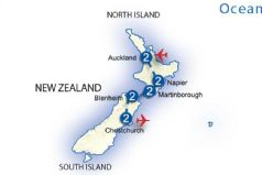 10-Nights Boutique New Zealand - Superior