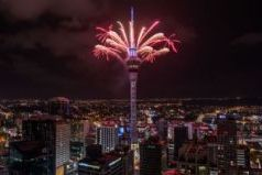 New Year's in New Zealand