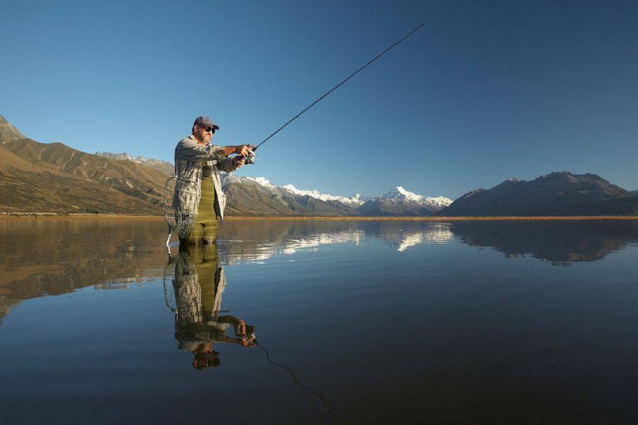 Fly fishing in new zealand for New zealand fly fishing