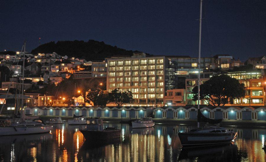 Copthorne Hotel Oriental Bay Wellington