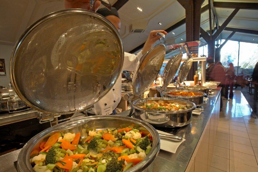 Christchurch casino buffet dinner