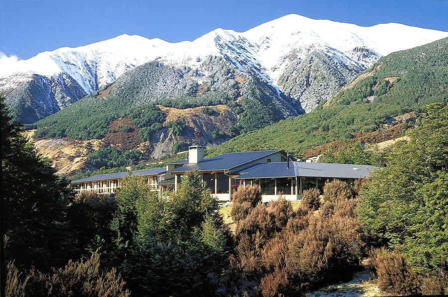Wilderness Lodge At Arthur S Pass Arthur S Pass