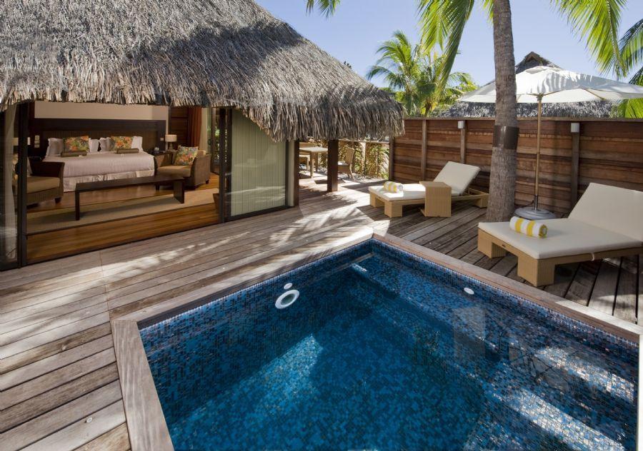 Hilton moorea lagoon resort spa moorea for Garden pool suite hilton moorea