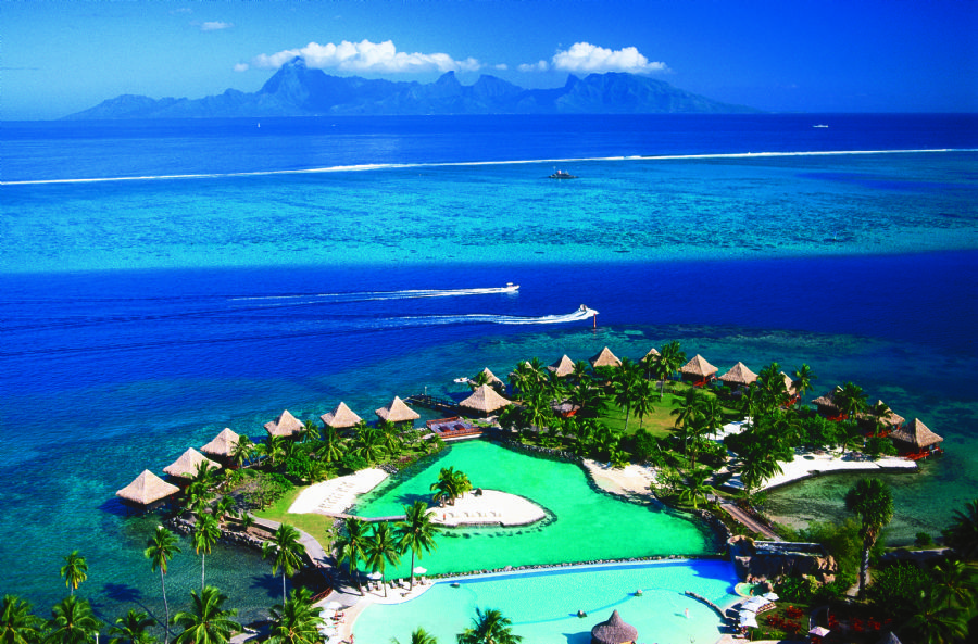 Tahiti International Airport Taxis To Hotels