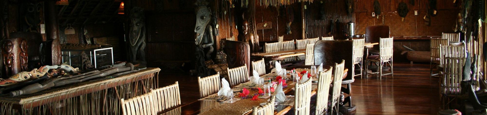 Karawari Lodge
