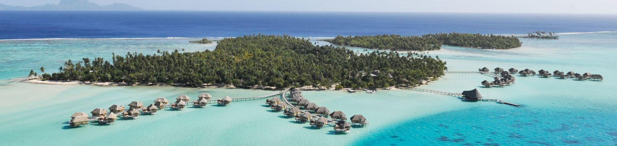 Le Taha'a Private Island & Spa
