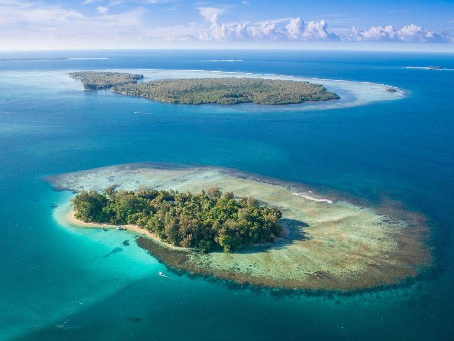 Lissenung Island Resort Kavieng
