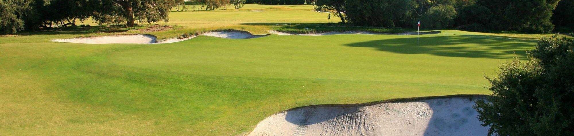 Royal Melbourne Golf Club East Course