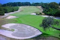 Royal Melbourne Golf Club East Course