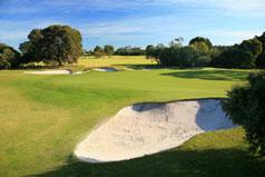 Royal Melbourne Golf Club West Course