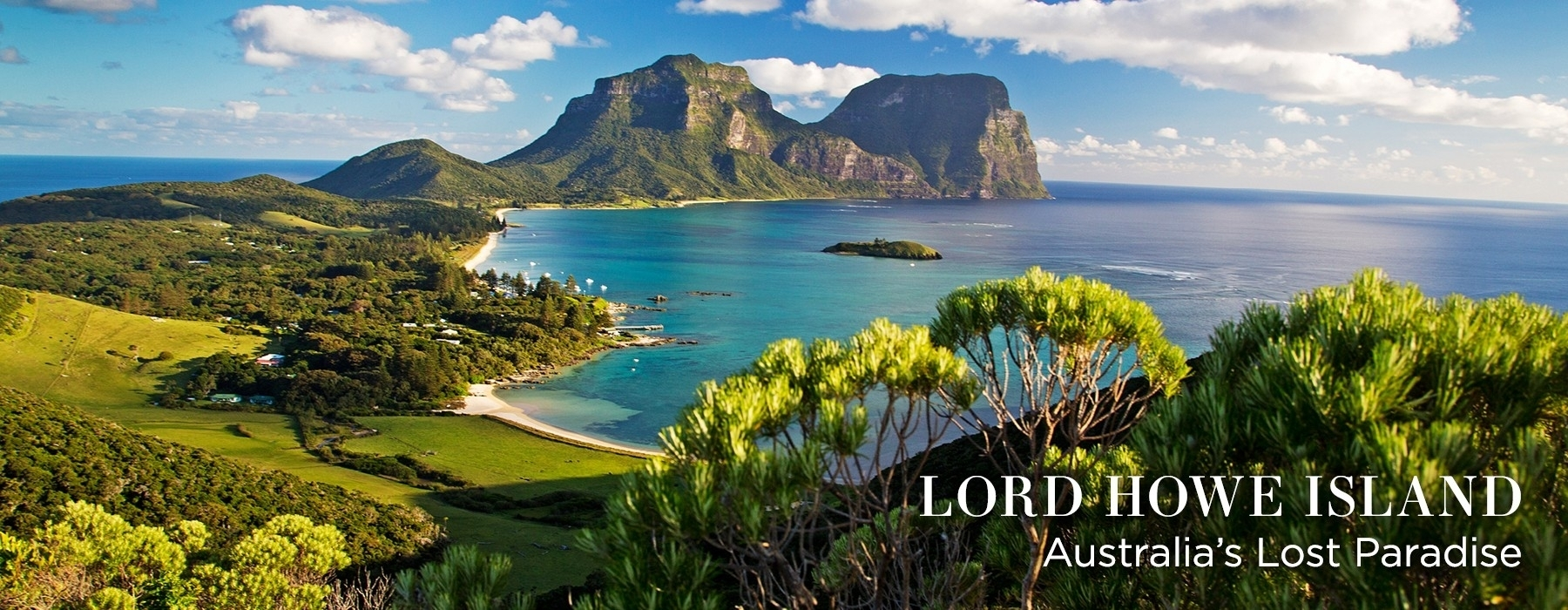 Permalink to Traveling in Lord Howe Island, Australia