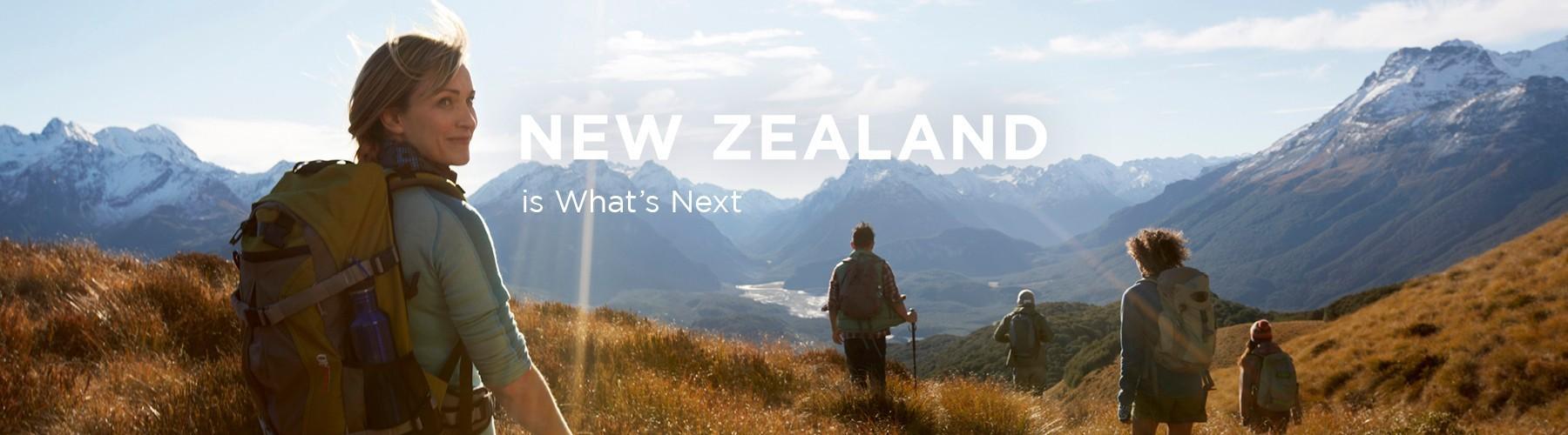 Your New Zealand Adventure